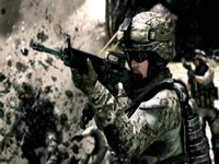 First Battlefield 3 Xbox 360 Gameplay Video