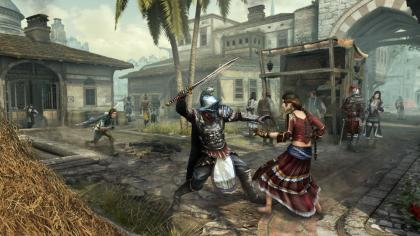 Assassin's Creed: Revelations Mediterranean Traveler Achievement List