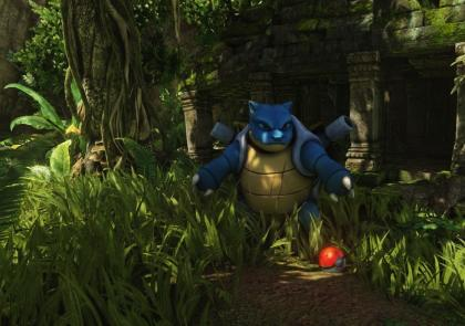 Check out how Pokemon Game Powered by Unreal Engine 3 will look
