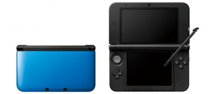 "3DS XL ""Black and Blue"" model revealed by Nintendo"