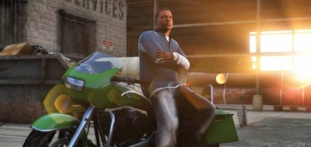 GTA V for PS4 Tweet Was A Typo, Sony Apologies