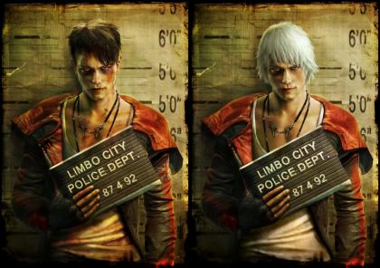 DmC Devil May Cry: Dante's White Hair Unlocking Guide