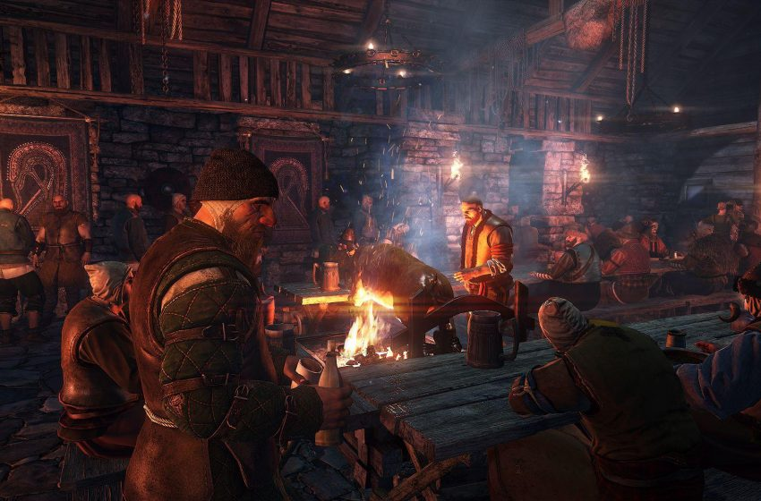 How To Re-Spec Your Character In The Witcher 3: Wild Hunt and Return All Ability Points