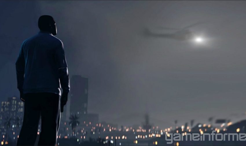 "Grand Theft Auto V on PS4, ""No Plan"" says Dan Houser"