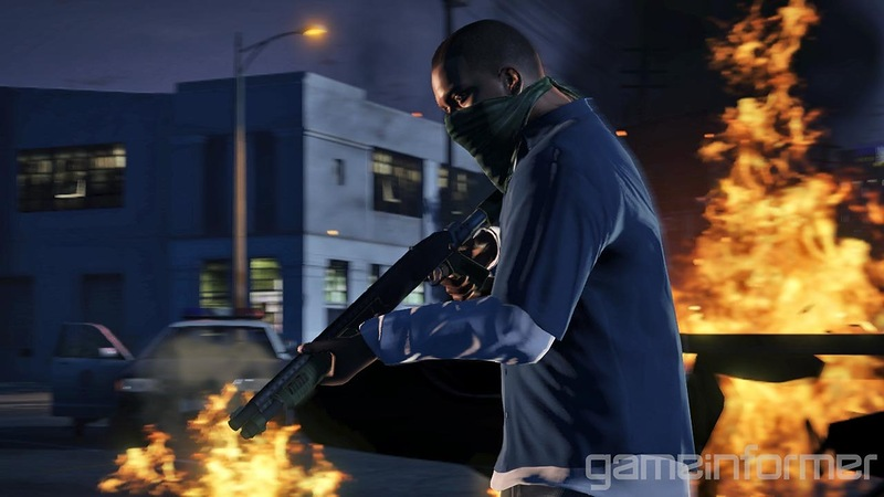 Five Must Buy Games in September 2013 Including GTA V