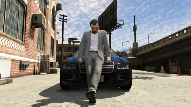 Grand Theft Auto V Launch TimeLine