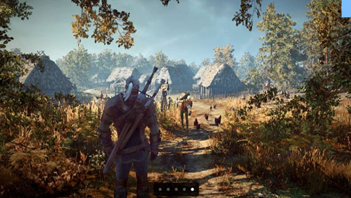 The Witcher 3 Might Just Be Heading To The Switch