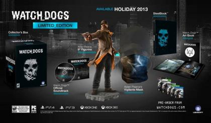 """New Watch Dogs details revealed, Aiden Pearce's family tragedy, """"single, niece gets killed, bitter reality"""" and more"""