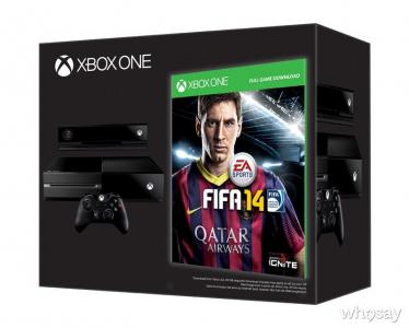 "Microsoft Retracts: ""Free FIFA 14 with Xbox One Day One Edition Pre-orders Only"""