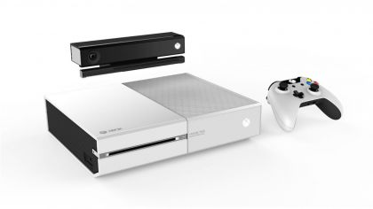 """Exclusive """"I Made This"""" White Xbox One Availble On Ebay For $2,700"""