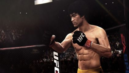 UFC release date announced, Bruce Lee confirmed as Pre-order bonus, first in-game screens and trailer released