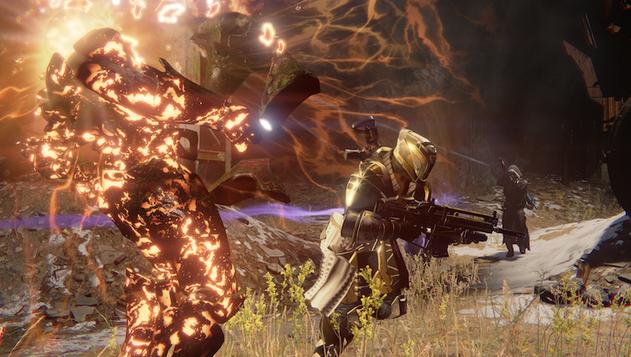Destiny: The Taken King Guide On Antiquated Rune Fight: Krogoor