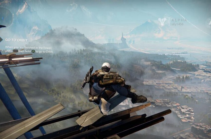 A Complete Destiny Walkthrough and How to get Vanguard Pre-Order Bonus for PS4