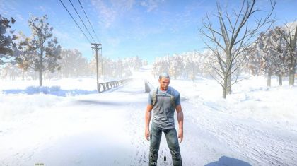 PC/PS4 Sandbox Game H1Z1 Gets Some Stunning Looking In-Game Screens, Shows Landscapes Covered By Snow