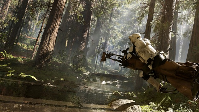 12 Minutes Gameplay Footage Video Leaked Of Star Wars Battlefront 2