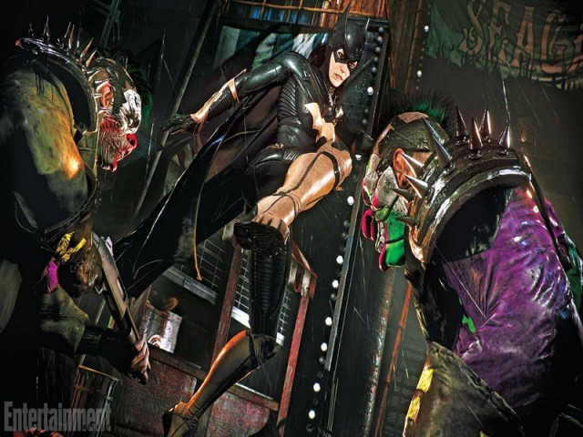 How to find all balloons in Batman Arkham Knight: A Matter of Family DLC