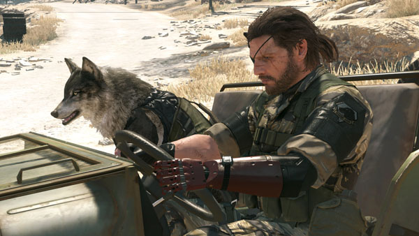 MGS V: The Phantom Pain Durations of Tranq and Stun guns effects on guards