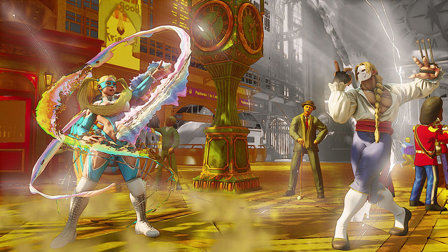 New Street Fighter V Trailer Released At Taipei Game Show 2016, Gives A Glimpse At New Modes and Features