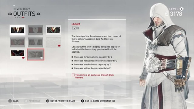 Assassin S Creed Syndicate Ezio Costume Outfit Guide How To