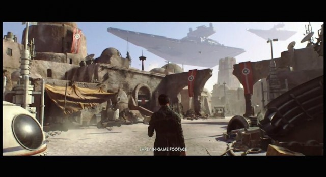 Visceral's Star Wars Game Early Concept Art and Gameplay Footage Will Blow Your Mind