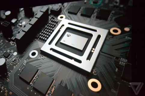 "Devs On Xbox Scorpio Specs: ""It Is A Monster, Microsoft Not Holding Anything Back, Really Going For It"""