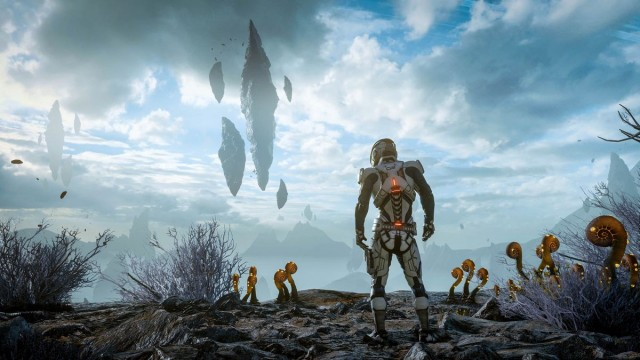 Free Mass Effect Andromeda Demo Available For All