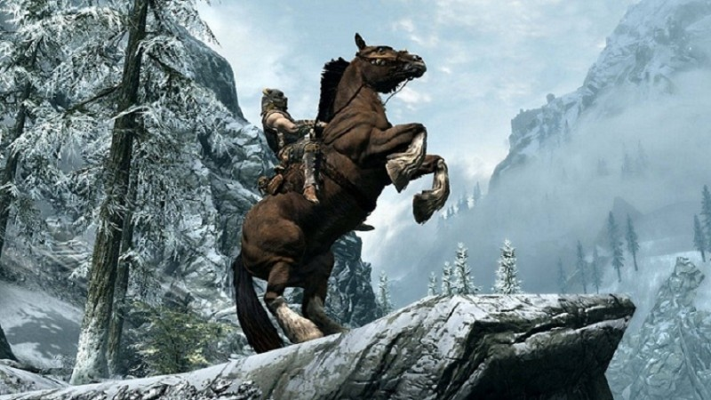 The best weapons in Skyrim Special Edition