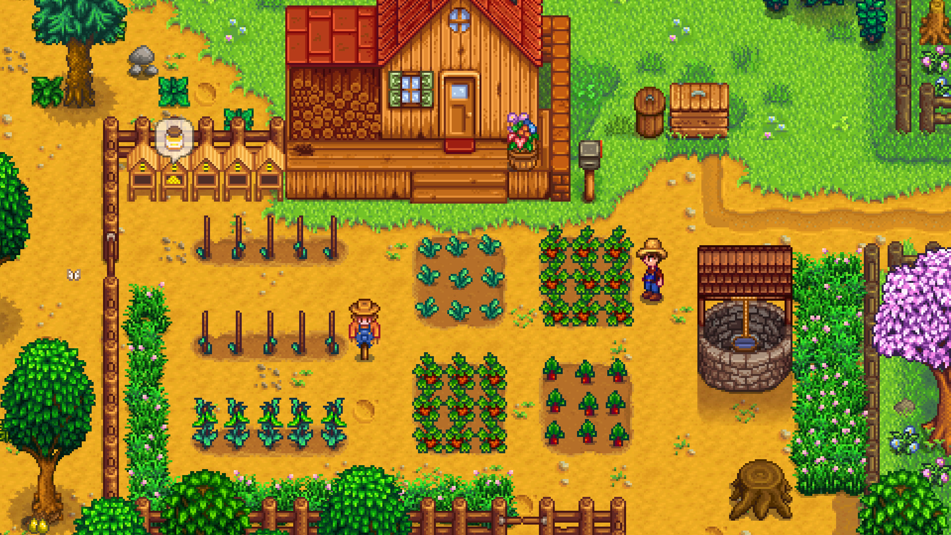 Over 10 million farmers have found their home at Stardew Valley