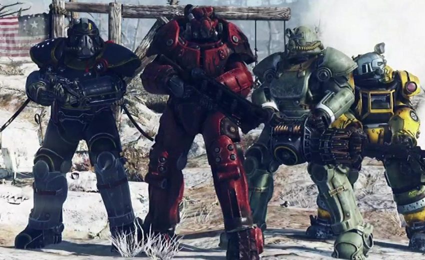 Fallout 76: All 20 Unique And Exceptional Weapon Locations Guide