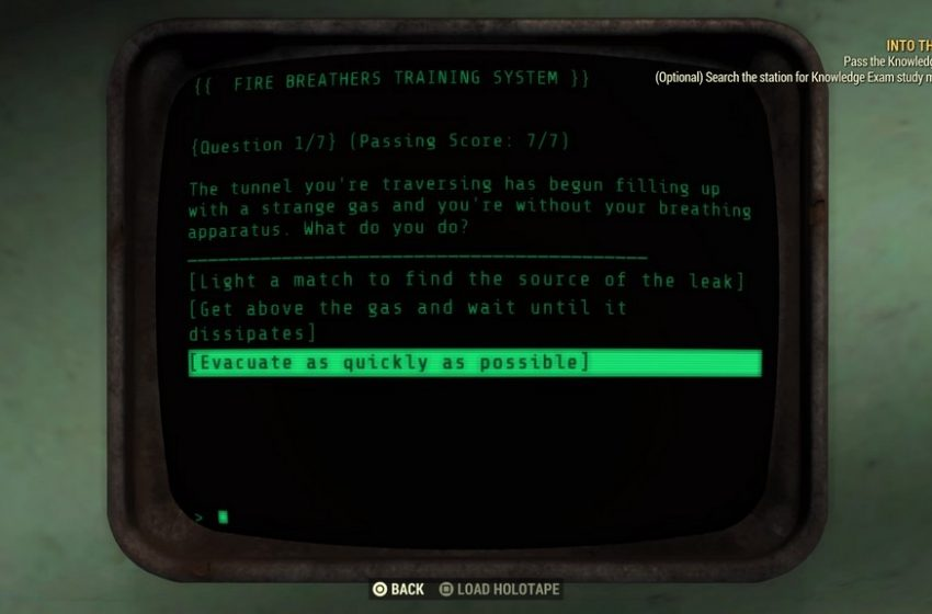 Bethesda Unveils Fallout 76 2019 Roadmap