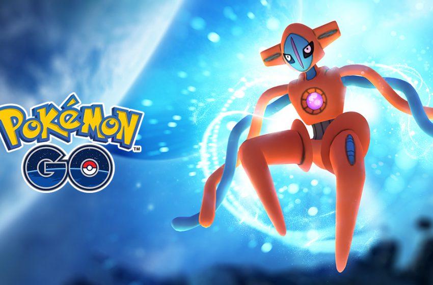 How To Catch A Deoxys Normal Forme In A Pokémon GO EX Raid