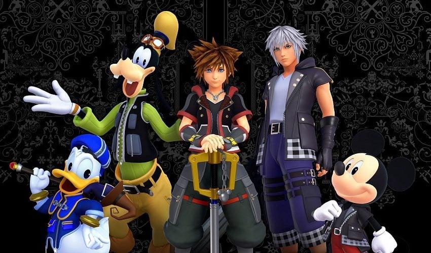 """Kingdom Hearts III Leaker Has Been """"Captured"""" – Report"""