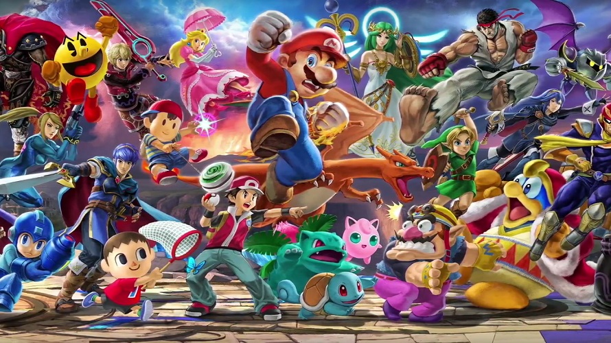 Sakurai comments on Smash DLC plans, new character selection, and series future plans