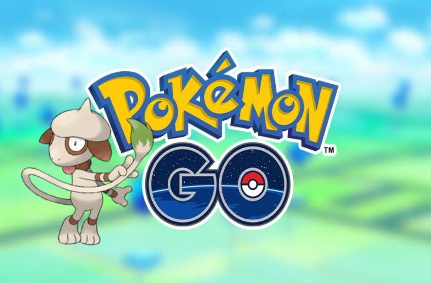 How to Catch Smeargle in Pokémon Go