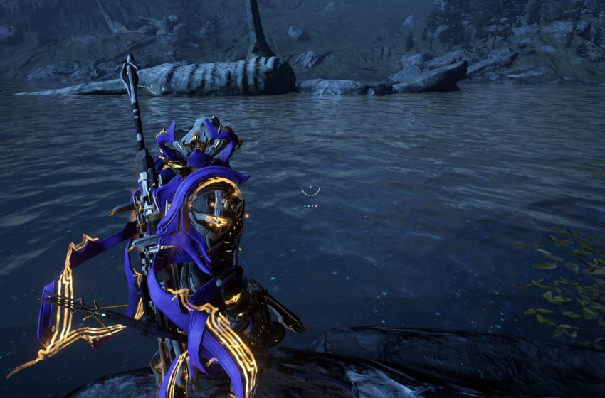Warframe – How To Quickly Catch Rare Fish On The Plains Of Eidolon