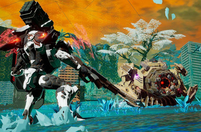 Daemon X Machina Review – Big Guns Meet Big Fun In This Mech Action Game