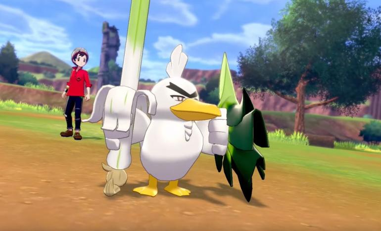 Version Exclusives In Pokemon Sword And Shield Revealed