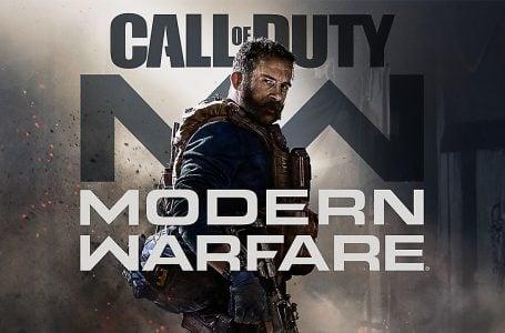 The best loadouts in Call of Duty: Modern Warfare
