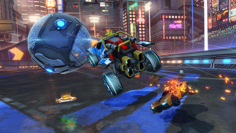 Rocket League scores own goal as it drops support for Mac and Linux