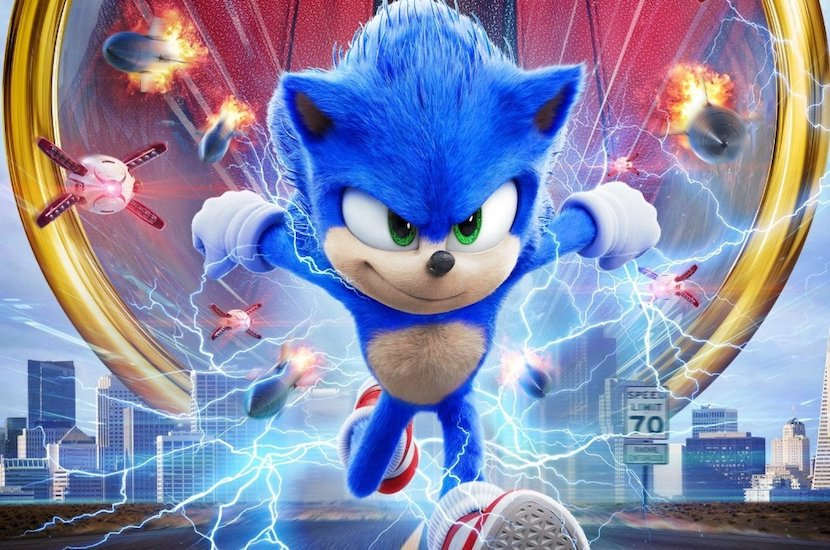 Sonic the Hedgehog beats Detective Pikachu for best video game movie opening