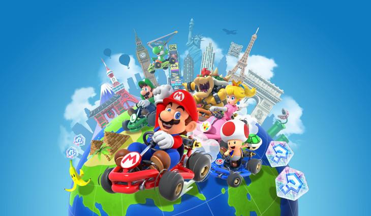 Mario Kart Tour Multiplayer