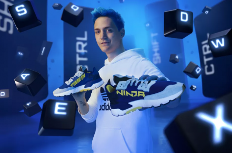 Adidas Wants You to Walk a Mile in Ninja's Shoes