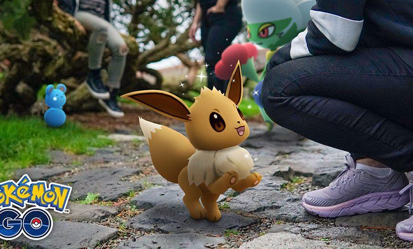 Buddy Presents in Pokémon Go