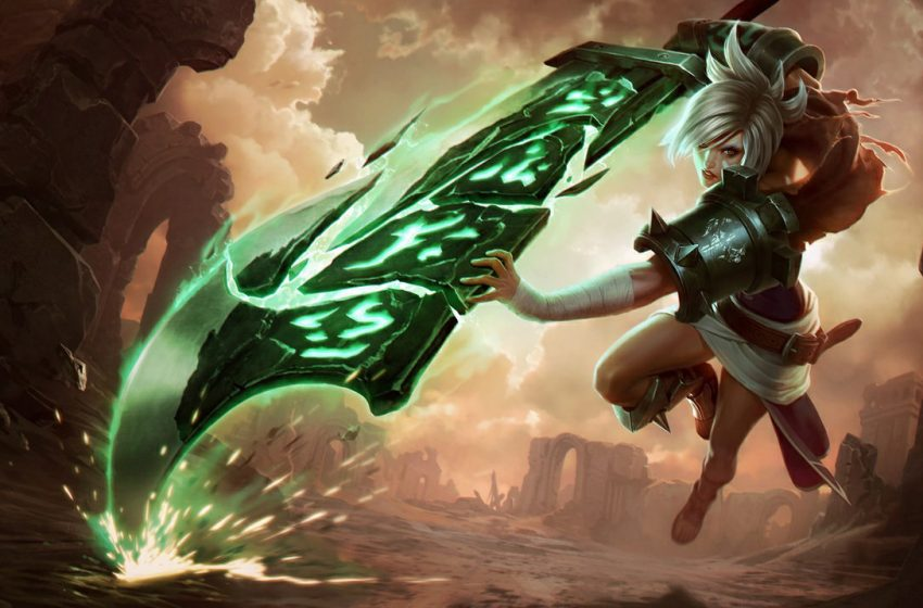 League of Legends Season 10 Champion Guide: Riven Tips and Tricks