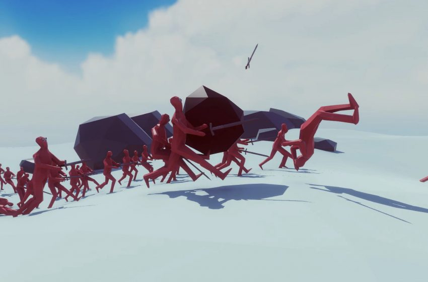 Totally Accurate Battle Simulator is Epic Games' Christmas Day Free Game