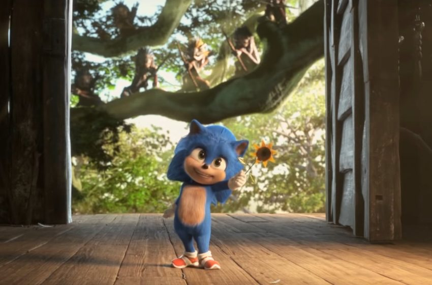 Baby Sonic Unleashed to the World in Latest Sonic Movie Trailer