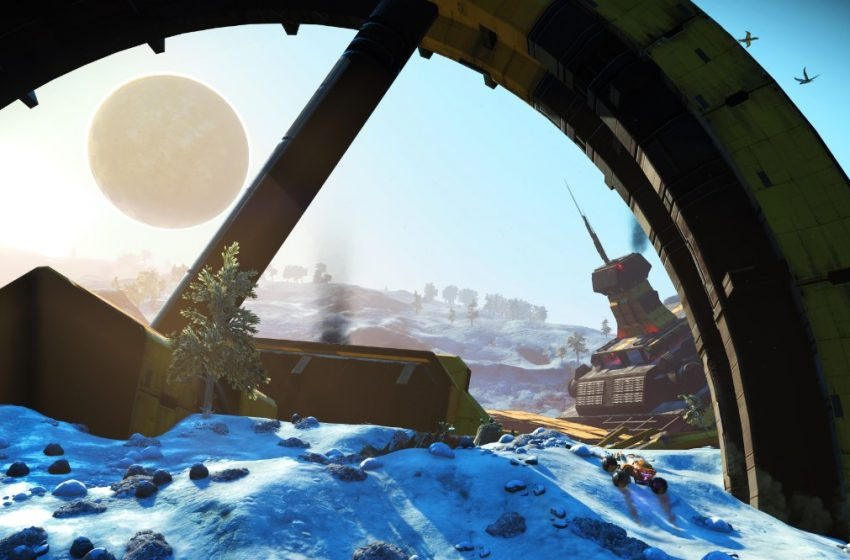 No Man's Sky Brings the Digital Boogie with New Music Creation Tool
