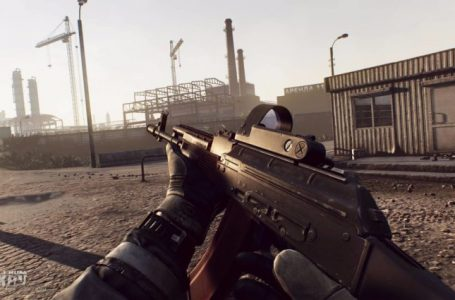 The best loadouts in Escape from Tarkov