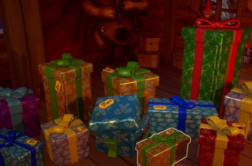 Here Are All The Presents You Can Get During Fortnite's Winterfest