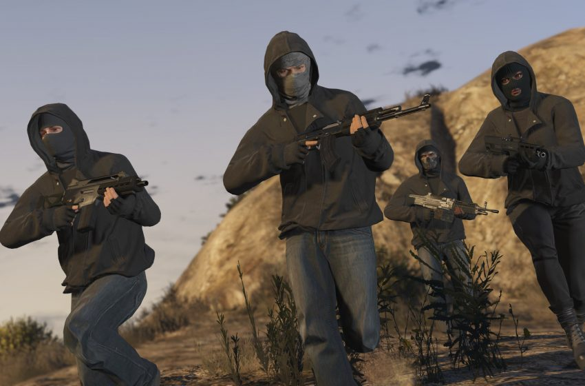 GTA Online Has Become a Battleground for Hong Kong Protestors